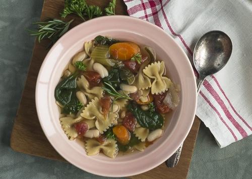Pasta Fagioli (Bean) Soup