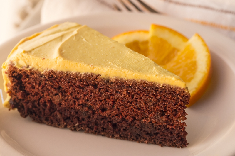 BJ's Double Chocolate Cake