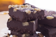 Fudge with Walnuts