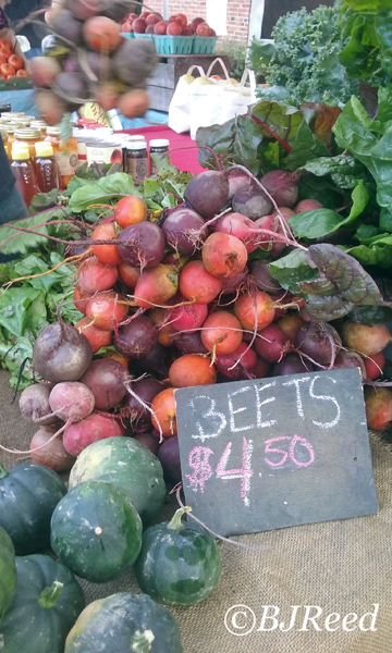Farm Market Beets