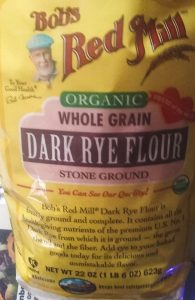 Bob Red Mill Dark Rye Flour